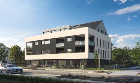 Mehrfamilienhaus mit 11 Eigentumswohnungen in zentraler Lage